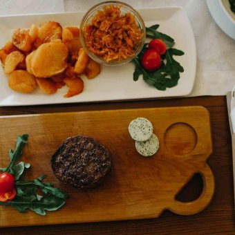 Mokro odležali biftek - classic