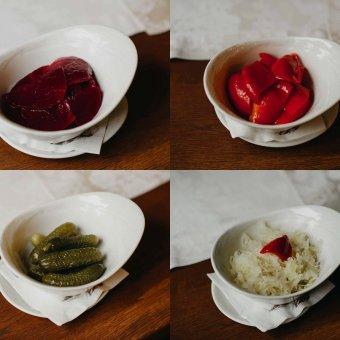 Izbor kiselih salata